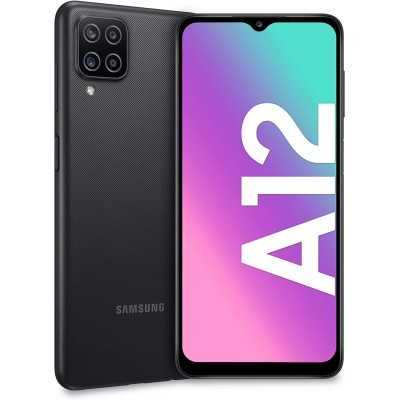 Samsung A12 nero black 128gb