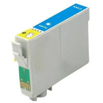cartuccia compatibile epson t0712 C
