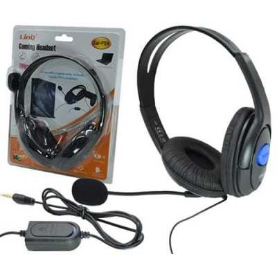 cuffie ps4 linq ear-ps4