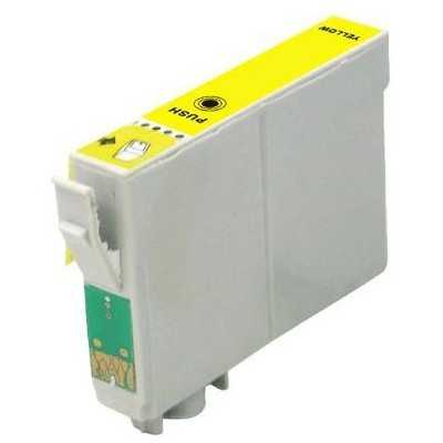 cartuccia compatibile epson t0804 Y
