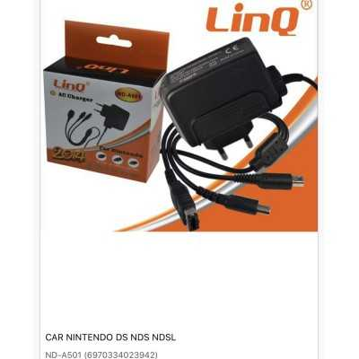 ac charger 5 in 1 linq nd-a501