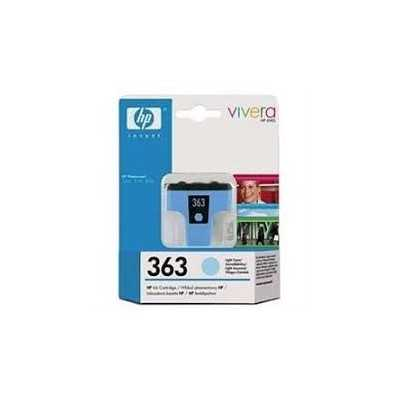 cartuccia originale hp 363 light c