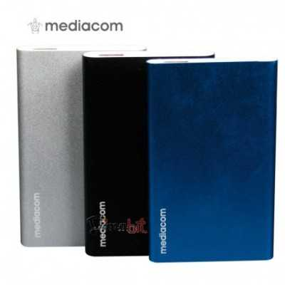 power bank 10000 mediacom m-db100pa